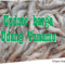 Jawa Tengah | Update Harga Udang Vaname Per 03 April 2020